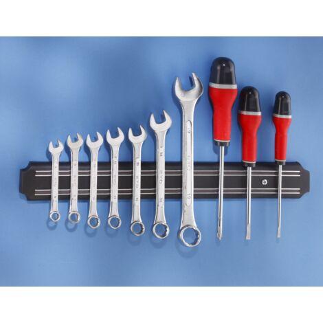 Barrette porte outils magnétique - longueur 38cm Mottez B037K