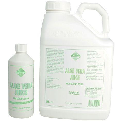 Barrier Aloe Vera Juice Liquid