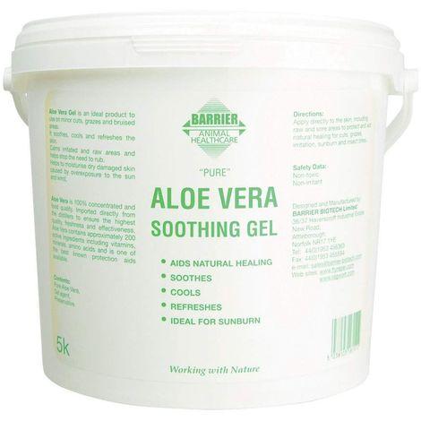 Barrier Aloe Vera Soothing Gel Liquid