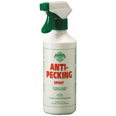 Barrier Anti-Pecking Liquid Spray (400ml) (May Vary)