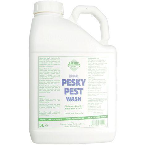 Barrier Pesky Pest Wash Liquid