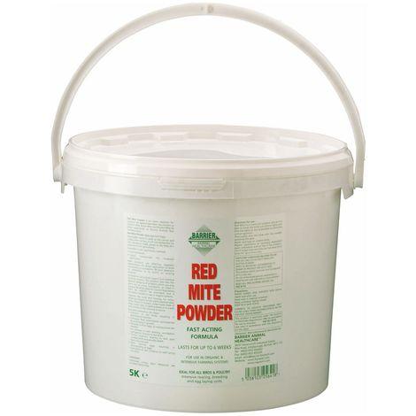 Barrier Red Mite Powder For Birds