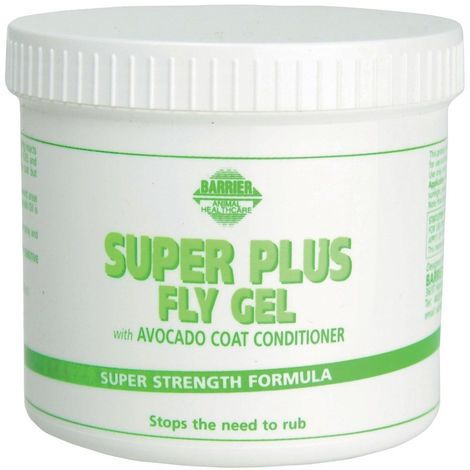 Barrier Super Plus Fly Repellent Gel (500ml) (May Vary)