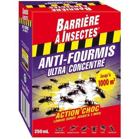 BARRIERE A INSECTES Anti-fourmis concentré - 250 ml