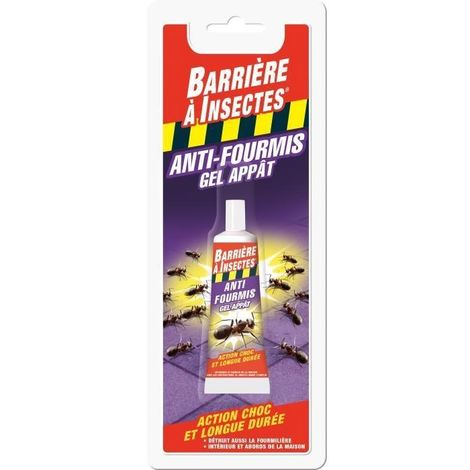 BARRIERE A INSECTES ANTI-FOURMIS GEL APPÂT TUBE - BLISTER 1 TUBE 30 G BARFOT30