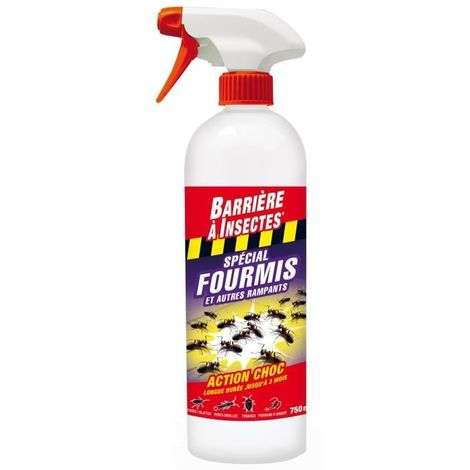 BARRIERE A INSECTES ANTI-FOURMIS - PRET A L'EMPLOI - 750 ML BARFOPRET