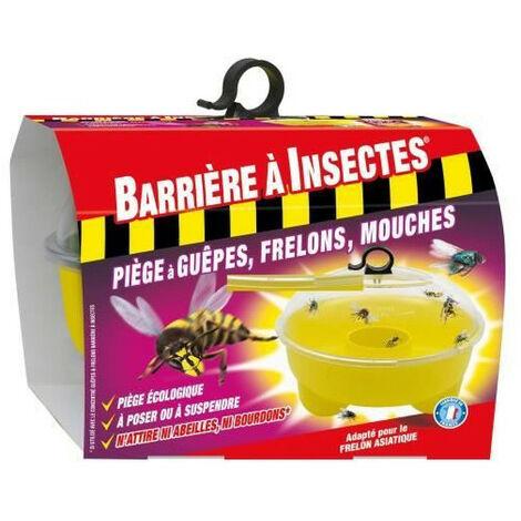 BARRIERE A INSECTES Piege a guepes, Frelons, Mouches et Moucherons