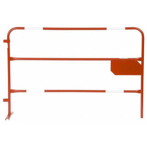 Barrière de chantier (plusieurs tailles disponibles)