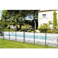 Barrière de protection pour piscine - livrée par module de 3.20m de long