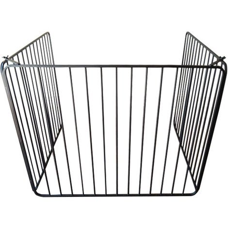 Barrière de sécurité de cheminée en acier Vulcain