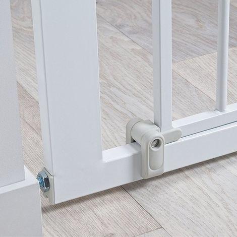 Barrière de sécurité Simple Close Métal Porte Safety 1st