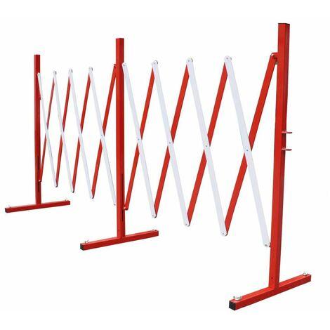 Barrière extensible en métal MW-Tools SH400