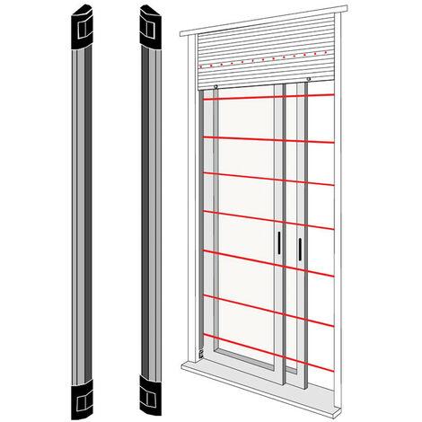 Barrière infrarouge Bentel IR pour portes et fenêtres 1,5 mètres BAR150N