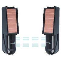 Barrière infrarouge sans fil solaire 60m - IP-SOLAR 30 iProtect Evolution