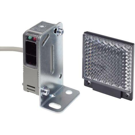 Barrière lumineuse à réflexion Panasonic NX5PRVM5B-C NX5PRVM5B-C commutation sans réception 12, 24 - 230, 240 V/DC, V/AC 1 pc(s)