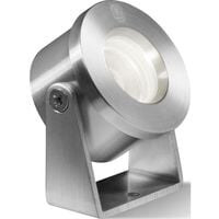 Barthelme 62513227 Lampada da vetrina LED 2.3 W Classe energetica: LED Bianco caldo Alluminio