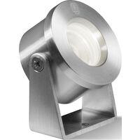 Barthelme 62513327 LED-Vitrinenleuchte 3W Warm-Weiß Aluminium W584371