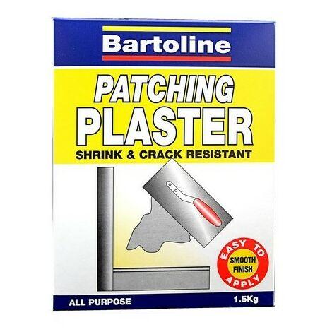 Bartoline 52710070 Patching Plaster 1.5kg