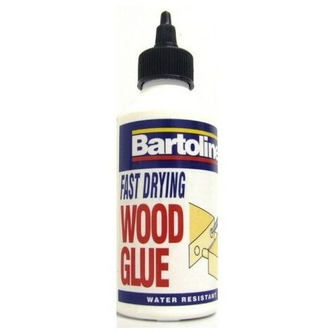 Bartoline 58500560 Fast Drying Wood Glue 250ml Bottle