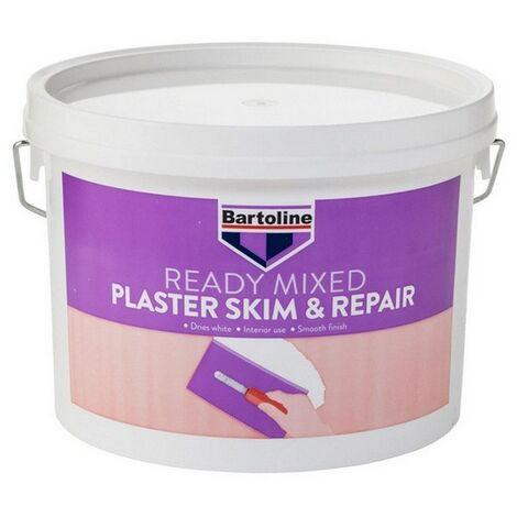 "main image of ""Bartoline Ready Mixed Plaster Skim & Repair 2.5L"""