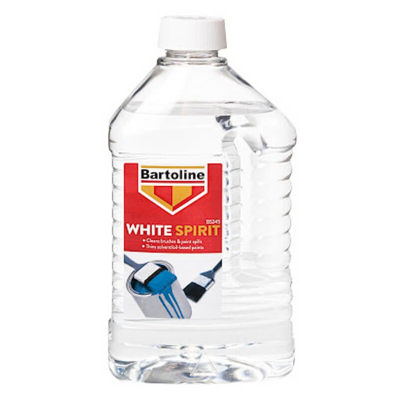 Image of White Spirit 2 Litre - Bartoline