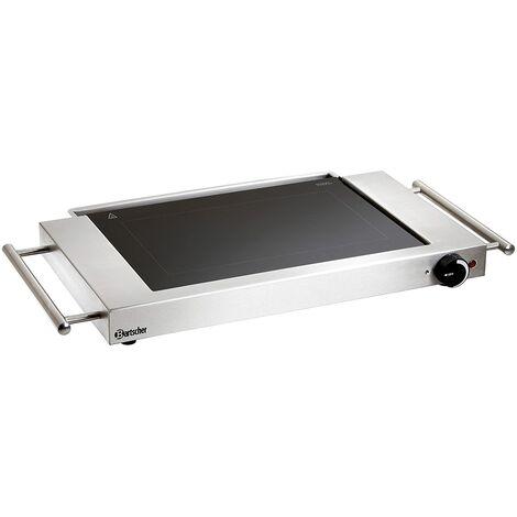 BARTSCHER BA.A150.310 Rechaud electrique acier inoxydable 2 plaques