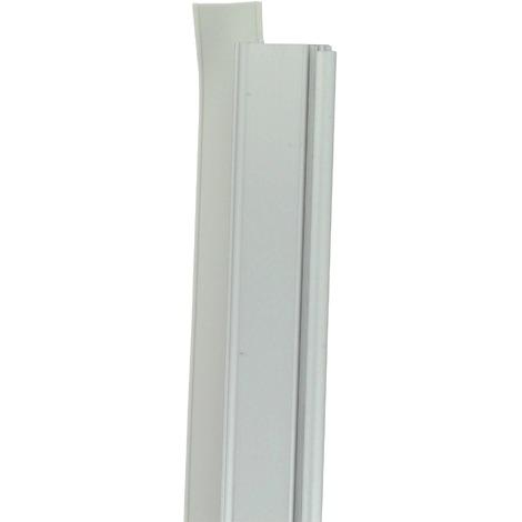 Bas de porte aluminium mobile PVM