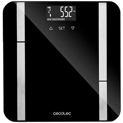Báscula de baño digital surface precision 9450 full healthy cecotec