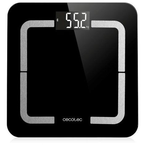 Báscula de baño digital surface precision 9500 smarth healthy cecotec