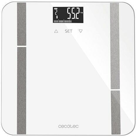 Báscula de baño surface precision 9400 full healthy cecotec