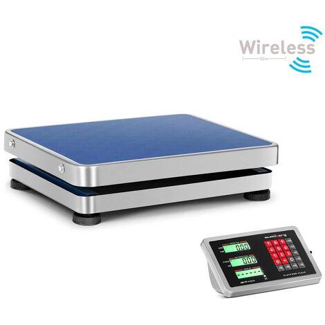 Báscula de plataforma - 150 kg/20g-wireless