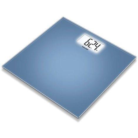 Báscula digital beurer gs-208 azul - talla