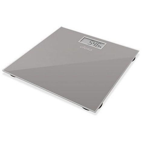Báscula Digital De Baño Ufesa Be0906 150 Kg Gris