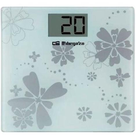 Báscula digital PB2216 de baño Orbegozo