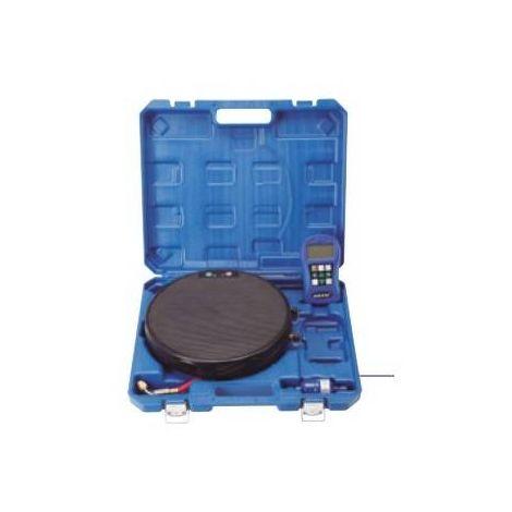 Bascula Digital Peso Carga Gas Refrigernte Aire Acondicionado 100 Kg