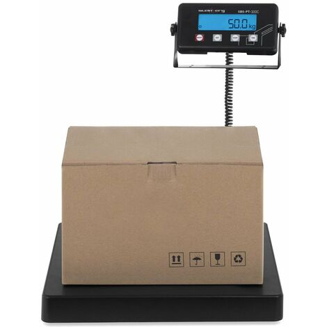 Báscula para paquetería - 300 kg / 50 g