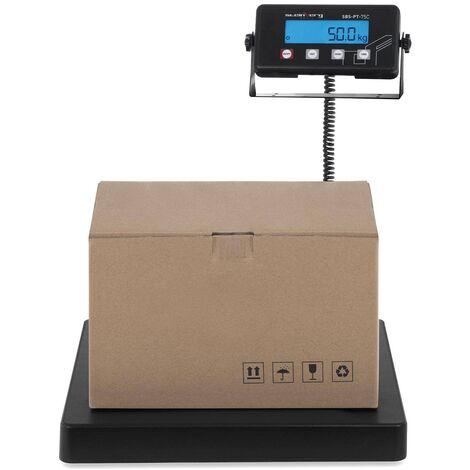 Báscula para paquetería 75 kg / 10 g