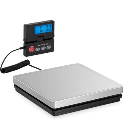 Báscula Para Paquetería Balanza Paquetes Correspondencia Digital LCD 50kg/10g