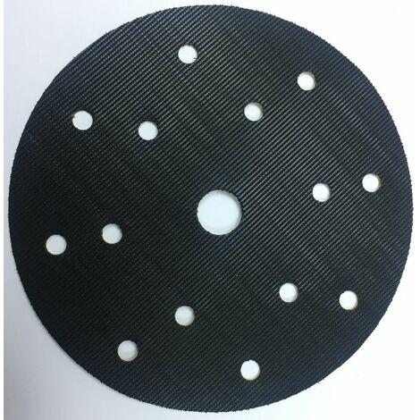 Base adhesiva de velcro ¯150 con 15 Agujeros Velcro-Adhesivo
