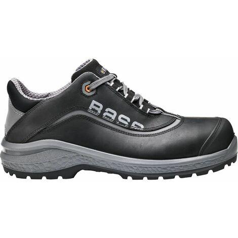 Base B872 - Zapato BE-FREE Negro/Gris