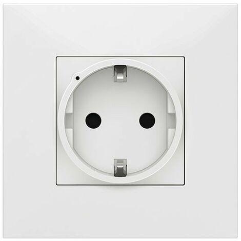 Base de corriente conectada blanco Legrand Valena Next 741811
