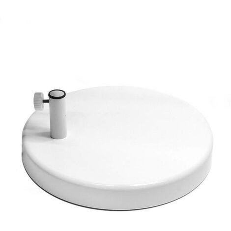Base de mesa BRESSLO, blanco