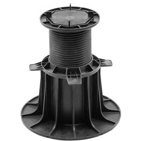 Base de montaje ajustable 140/230 mm para terraza de losas