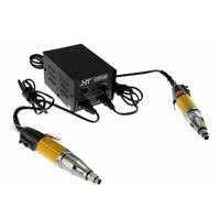 Base dual destornillador electrico velocidad regulable + 2 destonilladores electricos + 4 puntas