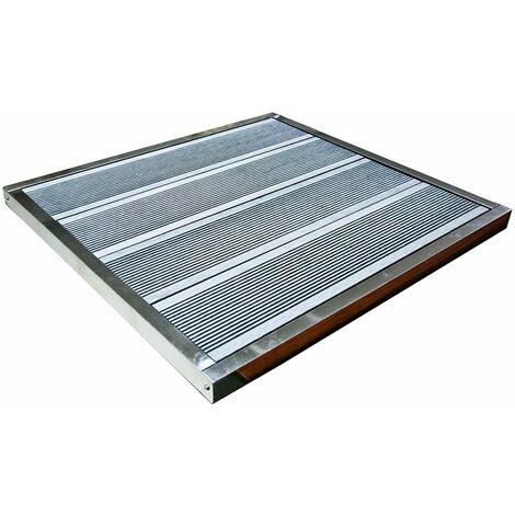 Base para Montaje de Ducha Solar K2O Como 70,5x66,5x3,5 cm