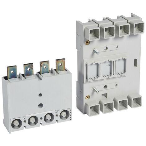 Base prises arrière méplat pour DPX 250-DPX-I 250 avec diff aval 4P (026539)