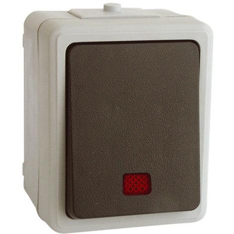 Base schuko de 10A/250V~ Electro Dh 36.526/PL 8430552106844