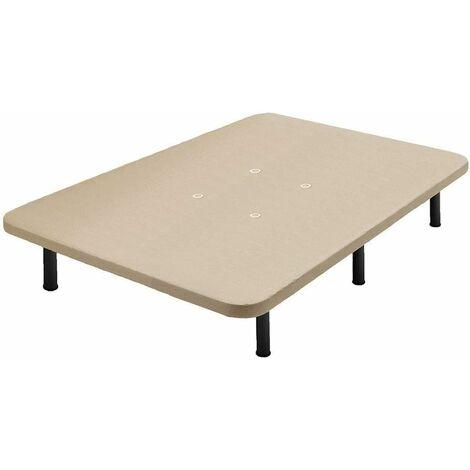 Base tapizada 3D BASE + PATAS 32CM 135x190