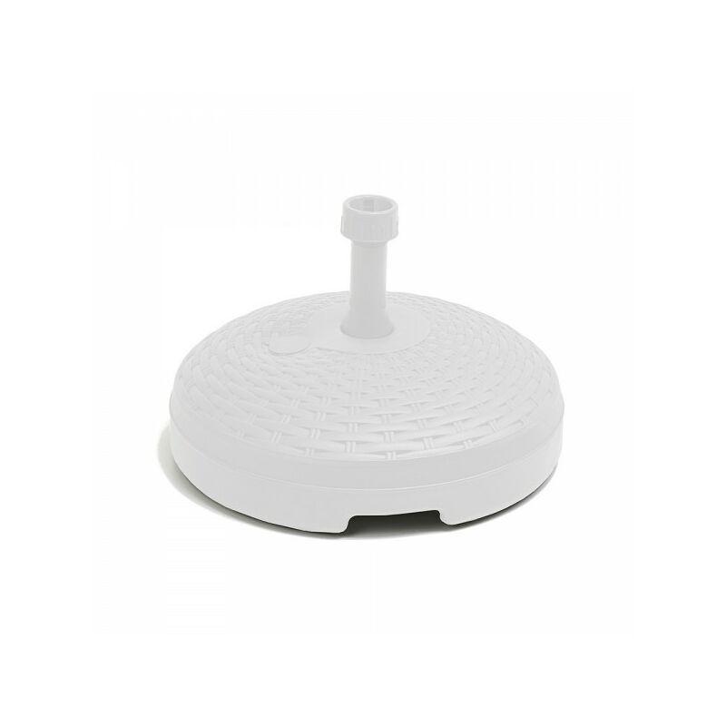 Base top osier 20 litres blanc - Ipae Progarden