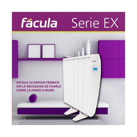 Bases Fácula para Radiador Serie EX